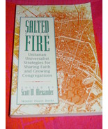 Salted with Fire : Unitarian Universalist Strategies for Sharing Faith a... - $9.00