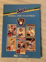 Vintage 1988 SURF MILWAUKEE BREWERS SEATTLE PILOTS TOPPS BASEBALL CARDS ... - $7.99