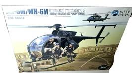 Kitty Hawk Models 50002 1:35 AH-6M/MH-6M Little Bird Nightstalkers Model... - $129.99