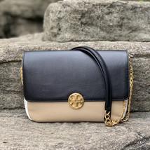 Tory Burch Chelsea Color-Block Convertible Chain Shoulder Bag - $340.00