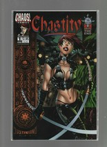 Chastity #1 - Chaos! Comics - November 1998 - Until The End - Justiniano.  - $2.93