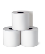 """NEW Staples Thermal Paper Rolls 2 1/4"""" x 165' 3/Pack  - $10.35"""