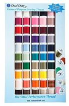 Coats XP All Purpose thread kit 50 Spool Box Assorted - $71.94
