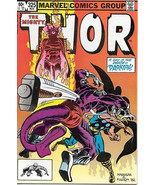 The Mighty Thor Comic Book #325, Marvel Comics 1982 NEAR MINT - $4.99
