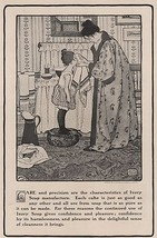 Orig Vintage Magazine AD/ 1901 Ivory Soap Ad - $50.00