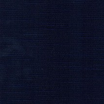 Longaberger Large Fruit Basket Indigo Blue Fabric Over Edge Liner Only New - $19.79