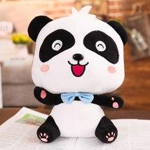 BabyBus 22/35/50cm Cute Panda Plush Toys Hobbies Cartoon Animal Stuffed Toy Doll image 6
