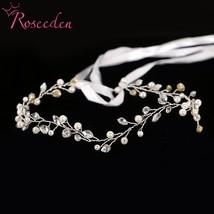 Hair Jewelry Bridal Hair Accessories New Tiara Head Piece Fashion Hair o... - £6.82 GBP