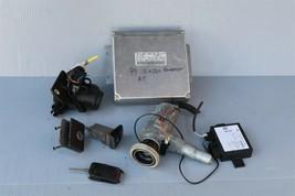 1999 Mercedes SLK230 Ignition Switch Skreem Door Trunk Glovebox Lock Key Fob ECU
