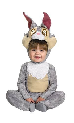 Rabbit Costume Baby Toddler 12-18 Months Bambi Costume Thumper Disney Costume