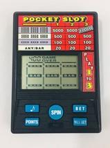 Radica Pocket Electronic Handheld Vegas Slot Machine LCD Game Model 1370 - $12.35