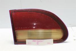 1995-1999 Chevrolet Cavalier Left Driver Lid Mounted OEM tail light 14 15I4 - $14.84
