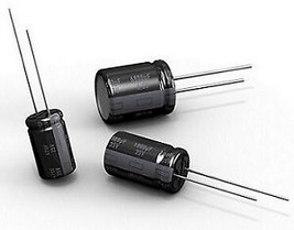 Lots of 2 to 100 Panasonic FC 100uF 10V 105C 5x11mm Electrolytic Capacitors