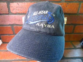 All Star Nationals AAYBA Adjustable Hat Adult Cap - $5.93