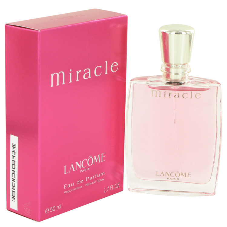Primary image for MIRACLE by Lancome Eau De Parfum Spray 1.7 oz