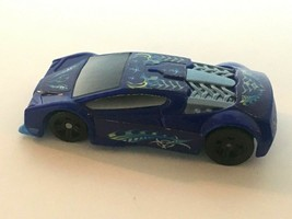 Hot Wheels Made for General Mills Purple TSR Toy Car 2011 Loose Mattel - $5.40