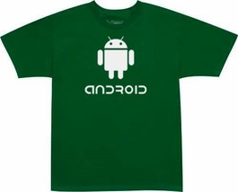 Android apps software developer t-shirt - £11.62 GBP