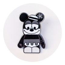 Minnie Mouse Disney Lapel Pin: Classic Minnie Vinylmation - $5.90