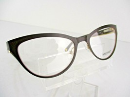 Nine West NW 1071 (210) Brown 51 x 17 135 mm Eyeglass Frames - $58.87