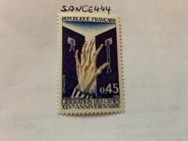 France Liberation 1970 mnh    stamps - $1.20