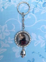 Tom Mison As Icabod Crane Bottle Cap Keyring or Key Chain * Sleepy Hollow - $6.25