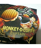 One Piece Can Badge Button Monkey D Luffy Yakara POWER Eiichiro Oda Anim... - $27.71