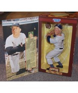 1997 NY Yankees Mickey Mantle 12 inch Poseable Figure Cooperstown Collec... - $64.99