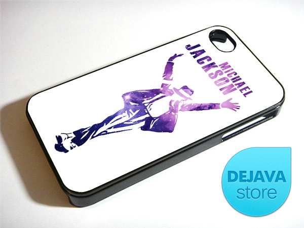 Michael jackson galaxy iphone 4 4s case pda accessories for Jackson galaxy shop