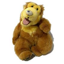 "Bear in the Big Blue House Bean Bag Plush 6"" Smiling Face Sitting Pose K... - $14.03"
