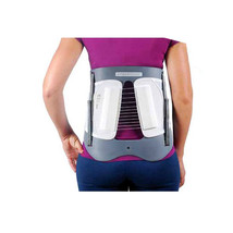 Cybertech TriMod Chairback System-Black-LoPro Sh-CB 8''-M - $259.82