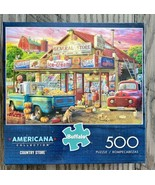 Buffalo Games Americana Collection Country Store 500 Piece Jigsaw Puzzle - $14.03