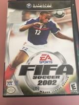 Fifa Soccer 2002: (Nintendo Gamecube,2001) Sports Soccer Vidéo Jeu - $3.93