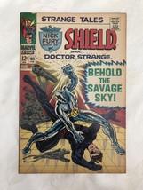 Strange Tales (1951-1976 1st Series) #165 Jim Steranko FN Fine - $19.80