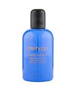 Mehron Liquid Makeup 4.5 oz Blue - $13.17