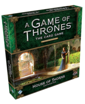 **NEW** A Game of Thrones: The Card Game (2nd Edition) House of Thorns Expansion - $29.65