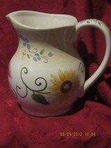 Beautiful painted Pitcher - $16.99