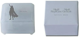 NieR Automata Replicant Gestalt Emil Sacrifice Limited Edition White Music Box - $72.99