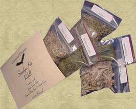 Smudge Kit Sage Desert & White, Cedar, Sweetgrass more. - $7.00