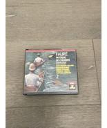Fauré: Musique de Chambre 2 (CD, EMI Music Distribution) VG+ Collard, Di... - $12.00