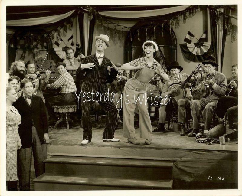 Penny Singleton Swing your Lady Vintage Movie Photo