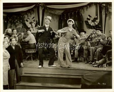 Penny Singleton Swing your Lady Vintage Movie Photo   image 2
