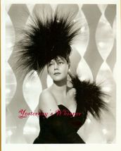 Maria Montez Beautiful Glamour Black & White 8x10 Photo image 1