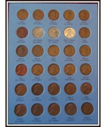 Lincoln Cent Collection 1941 - 1974 in a new Whitman folder - $19.99