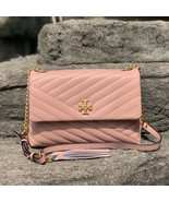 Tory Burch Kira Chevron Flap Leather Shoulder Bag - $450.00