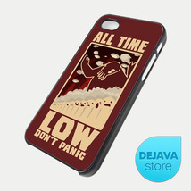 All Time Low Don't Panic iPhone 5 Case - $14.95