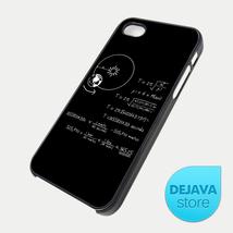 Physics Text Formula iPhone 5 Case - $14.95
