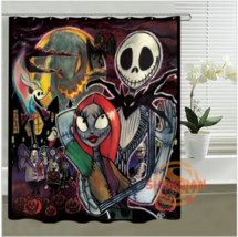 Party Happy Halloween 117 Shower Curtain Waterproof Polyester Fabric For... - $33.30+