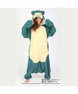 Adults Teenager Adults' Kigurumi Pajamas Snorlax Blue Cosplay Animal Sle... - £3.22 GBP+