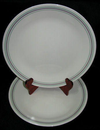 2 Corelle Dinner Plates Retired Natural Elements Bonanza