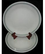 2 Corelle Dinner Plates Retired Natural Elements - $6.00